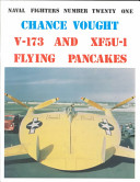 Chance Vought V-173 and XF5U-1 Flying Pancakes