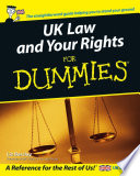 """""""UK Law and Your Rights For Dummies"""" by Liz Barclay"""