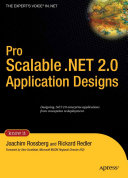 Pro Scalable  NET 2 0 Application Designs