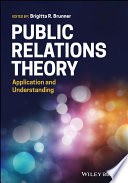 Public Relations Theory Book