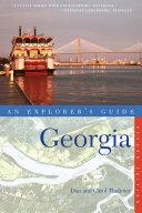 Explorer s Guide Georgia  Second Edition