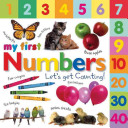 My First Numbers Book PDF