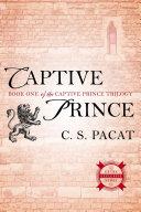 Captive Prince Book