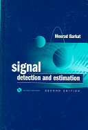 Signal Detection and Estimation