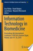Information Technology in Biomedicine