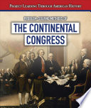 Problem Solving Methods Of The Continental Congress