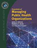 Essentials of Managing Public Health Organizations eBook