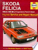 Skoda Felicia Service & Repair Manual