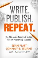 Write, Publish, Repeat
