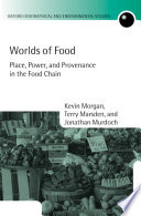 Worlds of Food Book