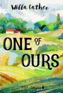 One of Ours [Pdf/ePub] eBook