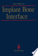Implant Bone Interface Book