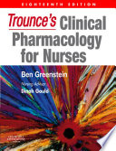 Trounce S Clinical Pharmacology For Nurses E Book Book PDF