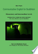 Communicative English for Buddhism-Elementary and Intermediate Levels