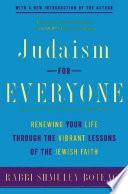 Judaism for Everyone