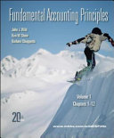 Fundamental Accounting Principles  Vol 1  Chapters 1 12