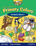 American English Primary Colors 3 Student's Book