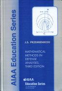 Pdf Mathematical Methods in Defense Analyses