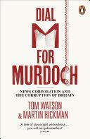 Dial M for Murdoch [Pdf/ePub] eBook