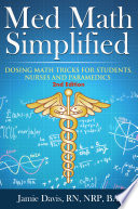 Med Math Simplified - Second Addition