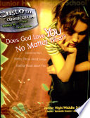 Does God Love You No Matter What  Book