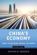 China's Economy [Pdf/ePub] eBook