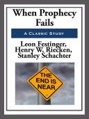 When Prophecy Fails Pdf/ePub eBook