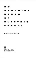 Do Androids Dream of Electric Sheep? image