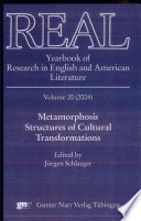 Metamorphosis - Structures of Cultural Transformations