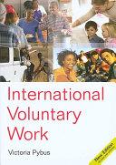 International Voluntary Work Book