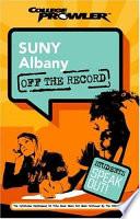 Suny Albany Book