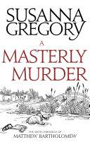 A Masterly Murder Pdf/ePub eBook