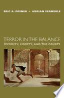Terror in the Balance