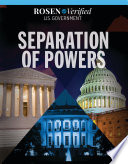 Separation of Powers Book