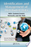 Identification And Management Of Distributed Data Book PDF