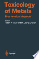 Toxicology of Metals Book