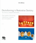 Electroforming in Restorative Dentistry Book