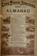 Live Stock Journal Almanac