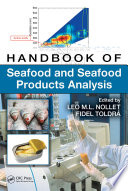 Handbook Of Seafood And Seafood Products Analysis Book PDF