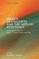 Hidden Transcripts and the Arts of Resistance Pdf/ePub eBook