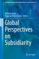 Global Perspectives on Subsidiarity