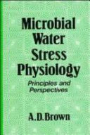 Microbial Water Stress Physiology