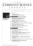 The Christian Science Journal Book