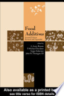 Food Additives, Second Edition Revised And Expanded