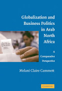 Globalization and Business Politics in Arab North Africa