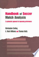 Handbook of Soccer Match Analysis