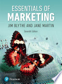"""Essentials of Marketing"" by Jim Blythe, Jane Martin, Pearson"