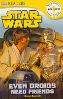 Star Wars Even Droids Need Friends