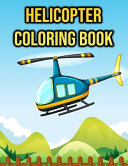 Helicopter Coloring Book