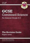 New Grade 9-1 GCSE Combined Science: Edexcel Revision Guide with Online Edition - Higher